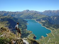 mercantour walking holidays in French Alps